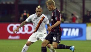 1080p-AC Milan Roma Keisuke Honda assists Inzaghi