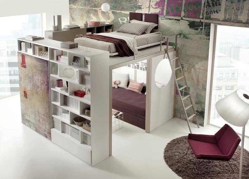 Space-Saving-Bedroom-Designs