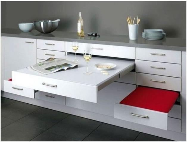 Space-Saving-Kitchen-Table