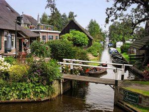 Dutch-Venice.Giethoorn