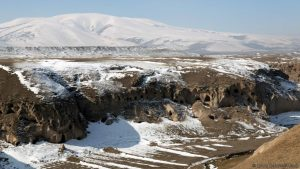 FCKJ4D view of the ancient Armenian city of Ani