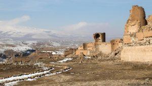 FCKKJ5 walls of the ancient Armenian city of Ani