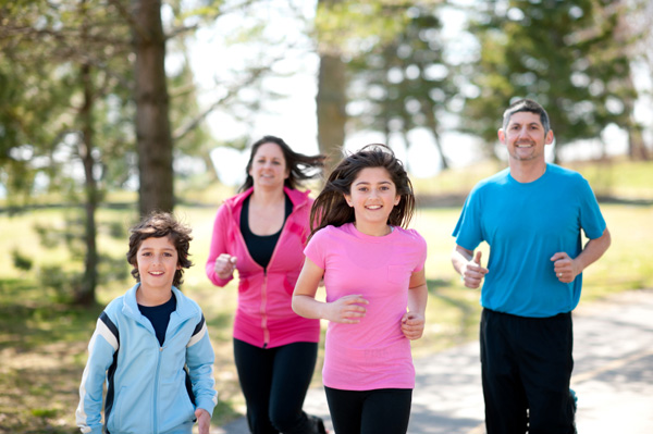 family-run-outdoors