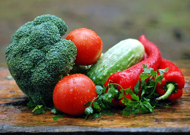 Vegetables Food Cooking Kitchen Healthy Nutrition